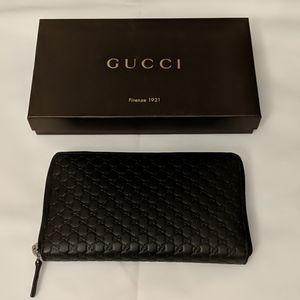 Gucci 391465 Microguccissima wallet NWT